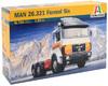 Italeri - 1/72 - MAN 26.321 Formel Six (Plastic Model Kit)
