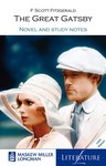 The Great Gatsby: Novel and study notes - F. Scott Fitzgerald (Paperback)