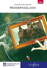 Middernagland: Grade 7: Roman : Huistaal - Francois Bloemhof (Paperback) - Cover