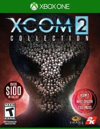 XCOM 2 Collection (US Import Xbox One) - Cover