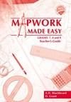 Mapwork Made Easy Senior Phase TG: Grade 8: Teacher's Guide - A.D. Blackbeard (Paperback)