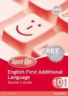 Spot on English: Spot On English First Additional Language: Grade 10: Teacher's Guide and Free Teacher's Resource CD Gr 10: Teacher's Guide - S. Burger (Paperback)
