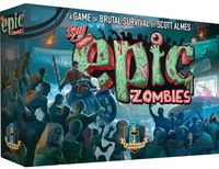 Tiny Epic Zombies (Board Game) - Cover