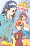 We Never Learn 1 - Taishi Tsutsui (Paperback)