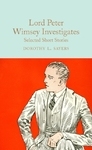 Lord Peter Wimsey Investigates - Dorothy L. Sayers (Hardcover)