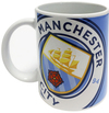 Manchester City - Halftone Mug