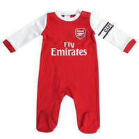Arsenal Sleepsuit (0-3 Months) - Cover