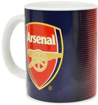 Arsenal F.C. - Halftone Mug - Cover
