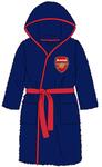 Arsenal F.C. - Kids Bath Robe (7-8 Years)