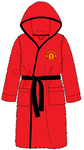 Manchester United - Mens Bath Robe (Medium) Cover