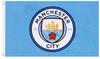 Manchester City - Core Crest Flag