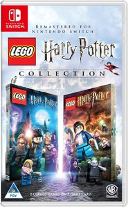 LEGO Harry Potter Collection - Years 1-4 & Years 5-7 (Nintendo Switch)