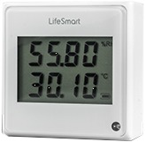 LifeSmart - Cube Environmental Sensor (Requires LifeSmart – Station to operate – Sold Separately) - Cover