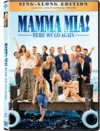 Mamma Mia: Here We Go Again (DVD)