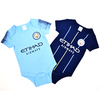 Manchester City - Bodysuit (0-3 Months)