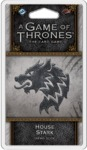 A Game of Thrones: The Card Game (Second Edition) - House Stark Intro Deck (Card Game)