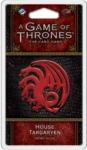 A Game of Thrones: The Card Game (Second Edition) - House Targaryen Intro Deck (Card Game)