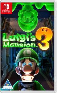 Luigi's Mansion 3 (Nintendo Switch) - Cover