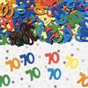 Amscan - Multicoloured Confetti - 70 Cover