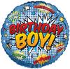 Simon Elvin - 18 inch Foil Balloon - Birthday Boy - Blast