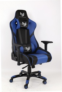 RogueWare Formula Series Black/Blue Gaming Chair