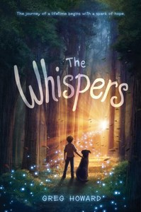 The Whispers - Greg Howard (Hardcover)