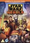 Star Wars Rebels: Complete Season 4 (DVD)