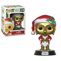 Funko Pop! Star Wars - Holiday - C-3PO As Santa Vinyl Figure - Cover