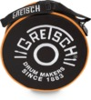Gretsch 14x6.5 Inch Deluxe Snare Drum Bag (Black and Orange)