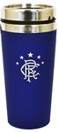 Rangers F.C. - Handless Aluminium Travel Mug (450ml)