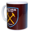 West Ham United F.C. - Halftone 11oz Mug