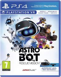 Astro Bot Rescue Mission (PS4) - Cover
