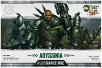 The Other Side - Unathi: Allegiance Box (Miniatures) - Cover