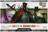 The Other Side - Cult of the Burning Man: Allegiance Box (Miniatures) - Cover
