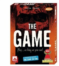 The Game (Card Game) - Cover