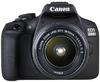 Canon - 2000D + EF-S 18-55mm f/3.5-5.6 IS II + EF 75-300mm f/4-5.6 III Digital Camera