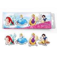 Disney - Princess Eraser Set (4pc) - Cover