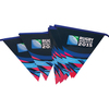 Rugby World Cup - PE 5m Bunting (8 Flags)