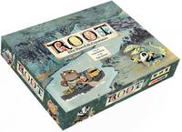 Root - Riverfolk Expansion (Board Game) - Cover