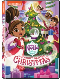 Nella the Princess Knight: the Knight Before Christmas (DVD) - Cover