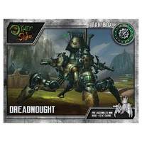 The Other Side - Abyssinia: Dreadnaught (Miniatures) - Cover