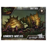 The Other Side - Gibbering Hordes: Armored Whelks (Miniatures) - Cover
