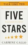 Five Stars - Carmine Gallo (Paperback)