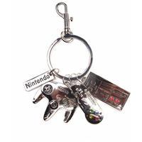 Nintendo - Metal Controllers - Keychain