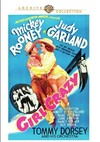 Girl Crazy (Region 1 DVD)