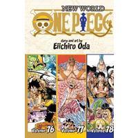 One Piece Omnibus Edition 26 - Eiichiro Oda (Paperback)