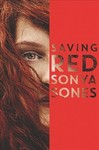 Saving Red - Sonya Sones (Paperback)