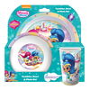 Shimer & Shine - Characters Dinner Set (3pc)