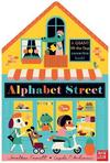 Alphabet Street - Jonathan Emmett (Board book)