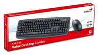 Genius KM-130 Keyboard and Mouse Combo - Cover